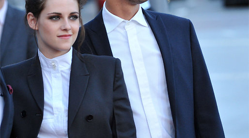 Liberty Ross, Robert Pattinson, Kristen Stewart, Rupert Sanders
