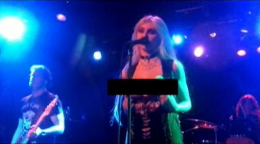 Boobs, Musik, Taylor Momsen, Tuttar, Hårdrock