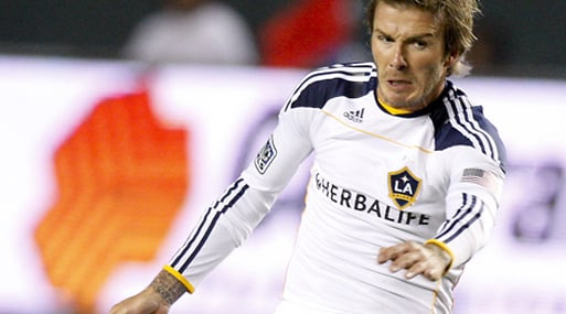 MLS, LA Galaxy, David beckham