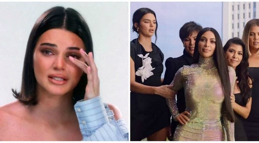 Kendall Jenner, Kim Kardashian, Keeping up with the Kardashians