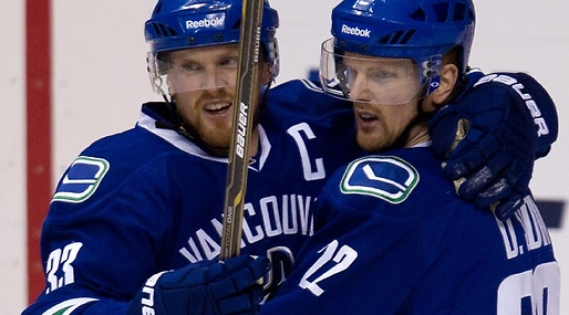 Daniel Sedin, Henrik Sedin, All Star, ishockey