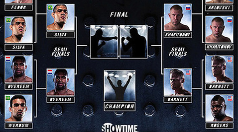 Strikeforce, MMA, Fabricio Werdum, Alistair Overeem