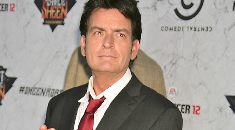 Chuck Lorre, USA, Hollywood, Talar Ut, Two and a half men, Charlie Sheen, Kändis