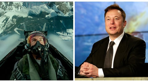Elon Musk, Rymden, Film, Nasa, Tom Cruise