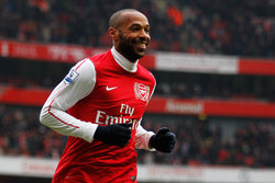 Thierry Henry, Arsenal, New York Red Bulls