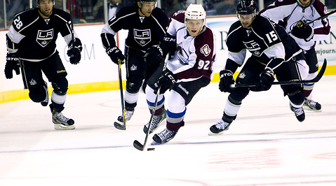 Colorado Avalanche, Adam Larsson, Draft, ishockey, nhl, Gabriel Landskog, Washington Capitals, Alexander Ovechkin