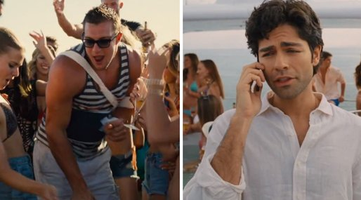 Entourage, Trailer, Film