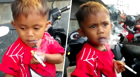 Indonesien, Cigaretter