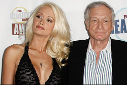Holly Madisson, Hugh Hefner, Crystal Harris, Hollywood, Playboy, Skandal, Förhållande, skilsmässa