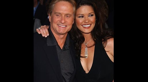 Viagra, Michael Douglas, Catherine Zeta-Jones