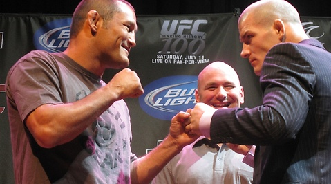 CBS, Dan Henderson, Strikeforce, Fedor Emelianenko