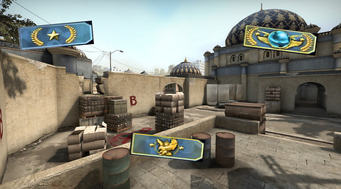 Rank, Counter-Strike, Supreme, Silver, Global, Counter-Strike: Global Offensive