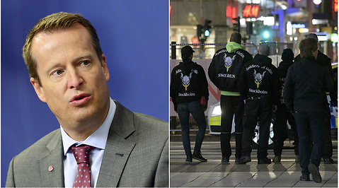 Soldiers of Odin, Ygeman, Anders Ygeman