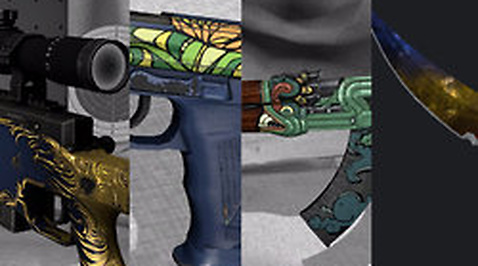 Counter-Strike, Counter-Strike: Global Offensive, Skin, Skins
