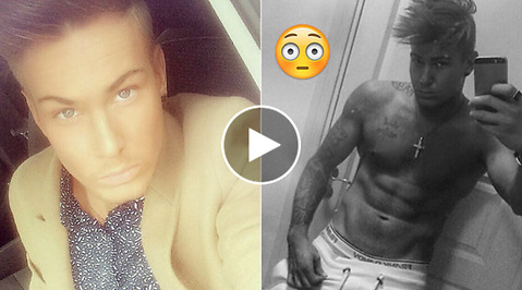 Hampus Ekberg, Ex On The Beach
