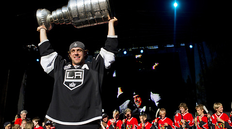 Los Angeles Kings, nhl, mora ik, Anze Kopitar