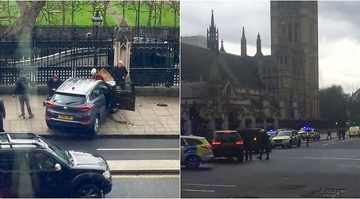 London, Terrorism, Skottlossning, Attack, London attack, Parlament