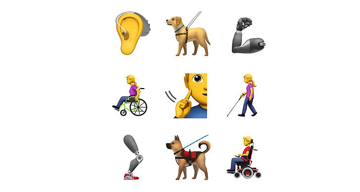 Here are all 230 new emojis released in 2019
