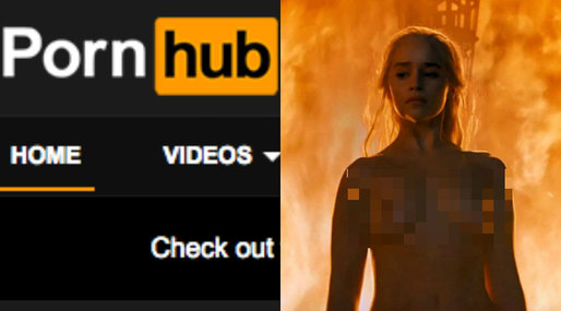 Game Of Thrones-skaparna i krig med porrsajten Pornhub