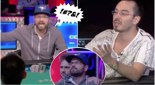 Duell,  William Kassouf, Poker,  Griffin Benger
