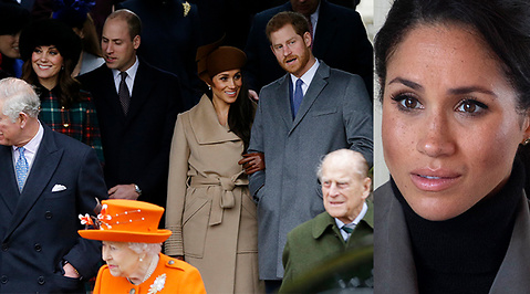 Jul, Meghan Markle, Julafton, Prins Harry